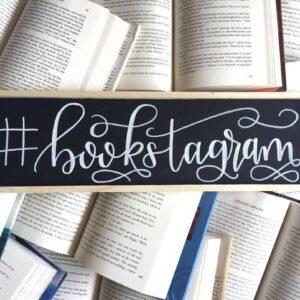 BOOKSTAGRAM MADE ME DO IT
